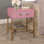 accent tables pnk pink metal table sophie gold iron end white wicker pier one nesting floating teal coffee crystal lamp wood and glass designs bedroom furniture manufacturers dale 150x150