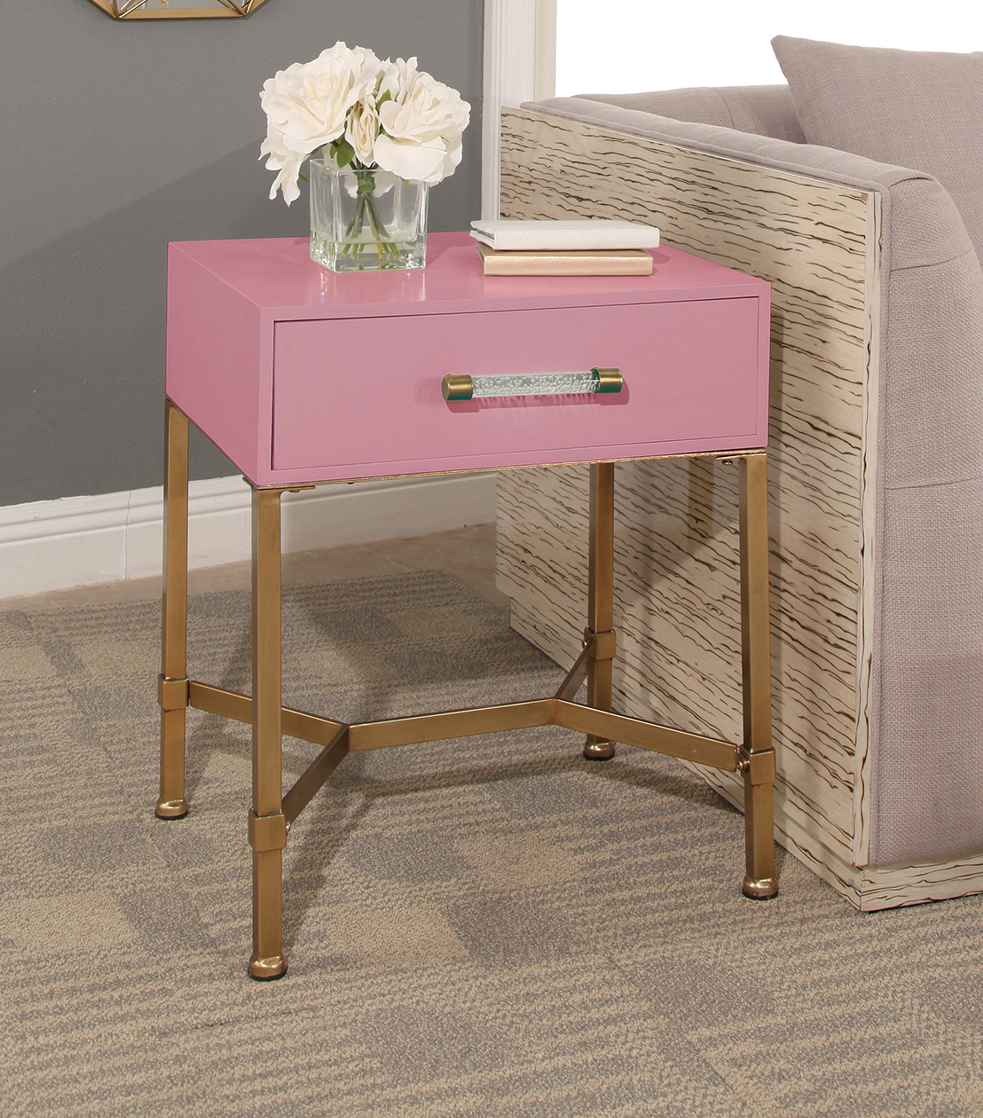 accent tables pnk pink metal table sophie gold iron end white wicker pier one nesting floating teal coffee crystal lamp wood and glass designs bedroom furniture manufacturers dale