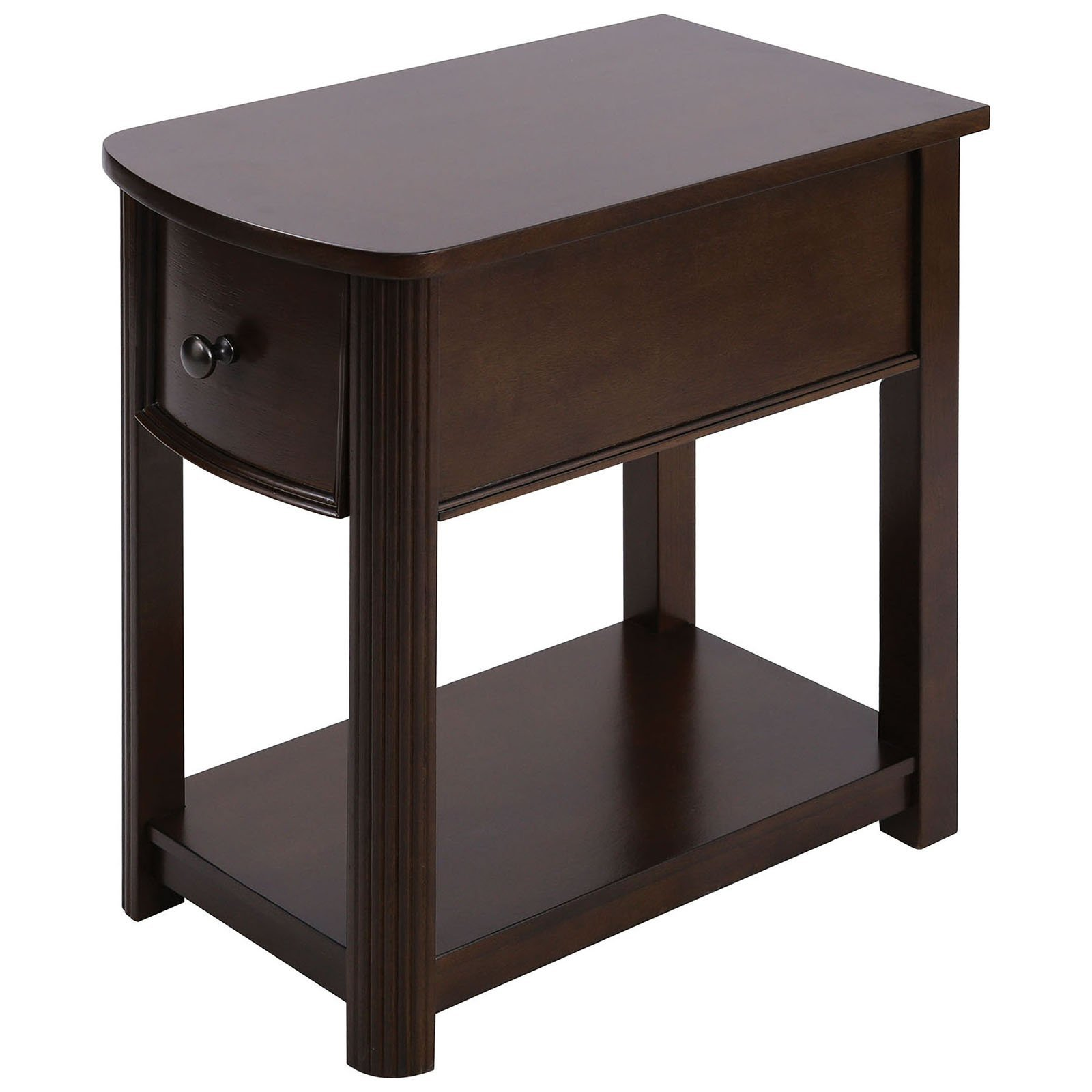 accent tables reaburn dark cherry traditional fratantoni lifestyles wood table long foyer narrow sofa console high end cocktail target patio coffee ikea slim storage modern wooden