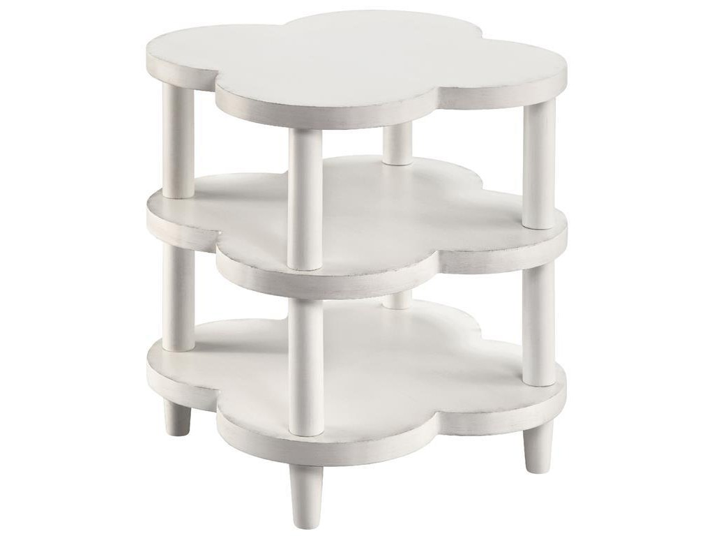 accent tables shelf white end table morris home products stein world color threshold ikea round and chairs sofa side with drawer ashley furniture height kitchen set west elm mid