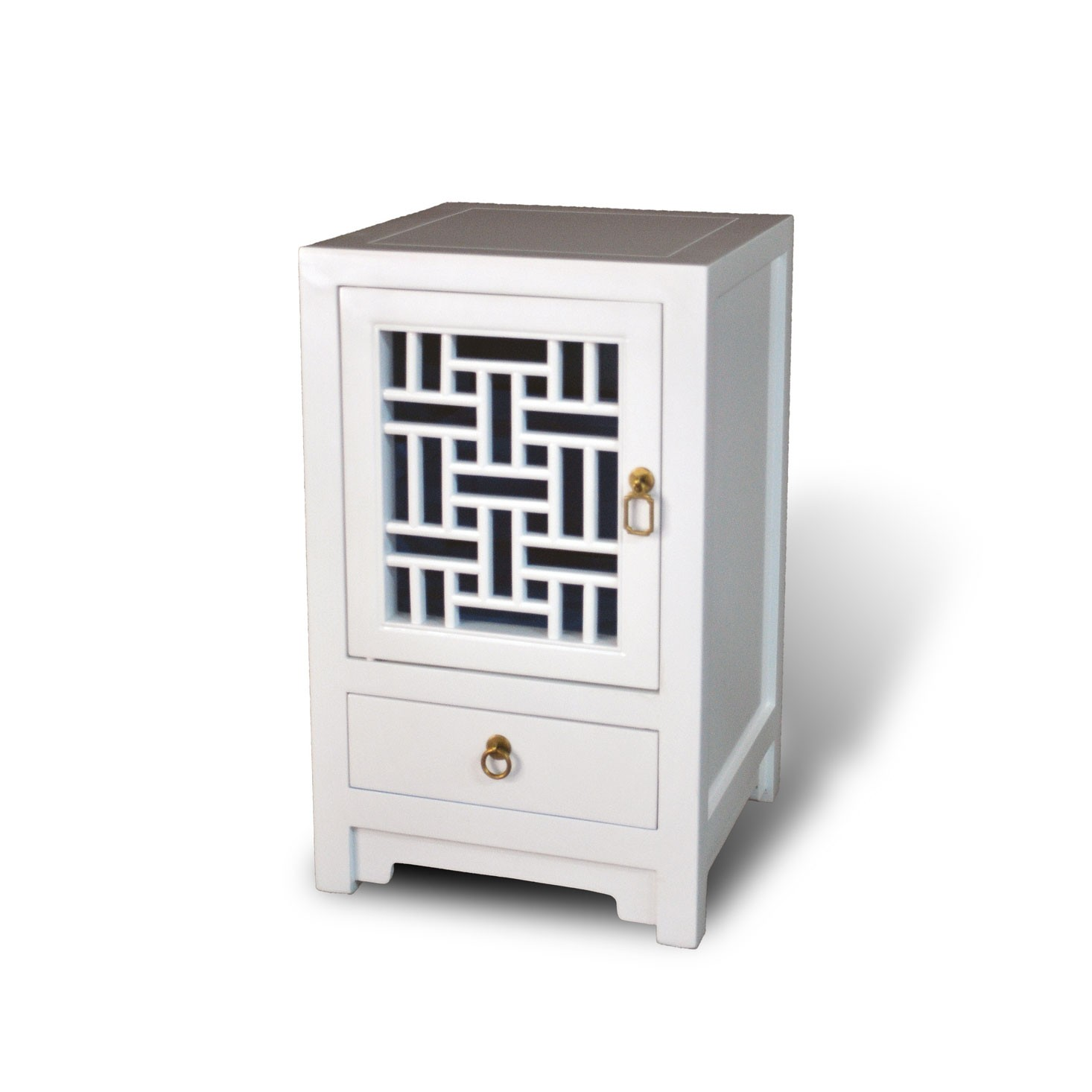 accent tables side nightstands small door cabinet with screen panel doors and cabinets uttermost bergman end table patio bistro set wall mounted drop leaf trunk furniture