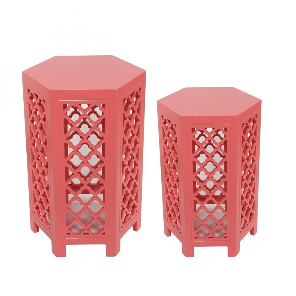 accent tables small find line pink metal table get quotations and home set two black cube side victorian occasional bedroom furniture manufacturers teal coffee dale tiffany lamps