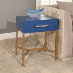 accent tables sophie gold iron end table blue blu metal mini lamp coffee and side computer target clear acrylic plexiglass kitchen dining room small with drawers antique ese lamps 150x150
