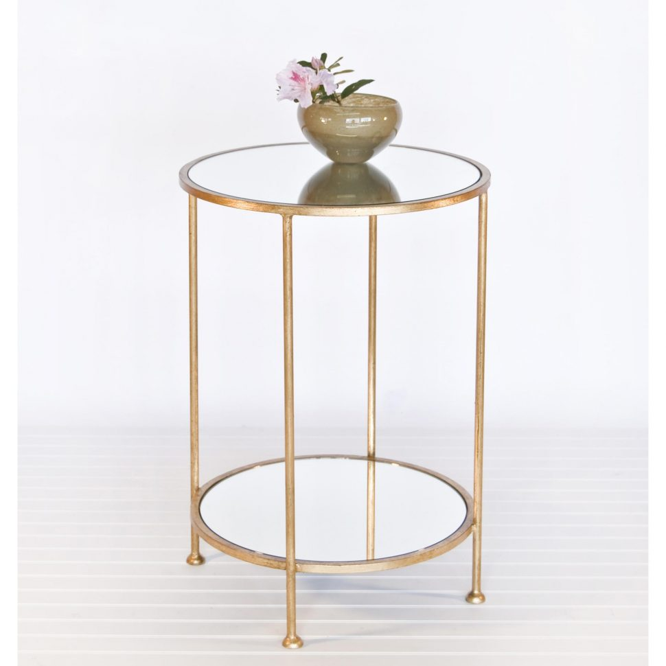 accent tables table round gold wood end with coffee metal light white and glass pedestal large size best corner for small room wooden legs candlestick lamps edge grain cutting