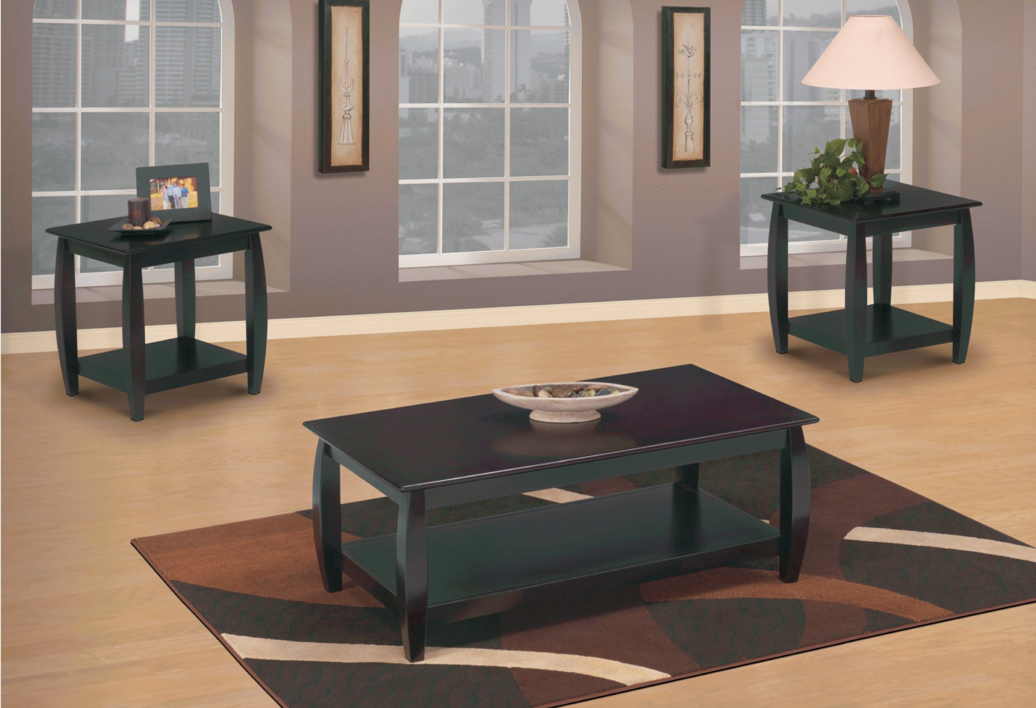 accent tables tagged espresso newclassicfurniture harrison table black half moon console carpet threshold trim beach themed floor lamps metal garden blue leather chair antique