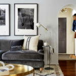 accent tables under emily henderson styling bedside table small half circle industrial hairpin legs high behind couch black gloss cube side huge outdoor umbrella hallway lamp hot 150x150