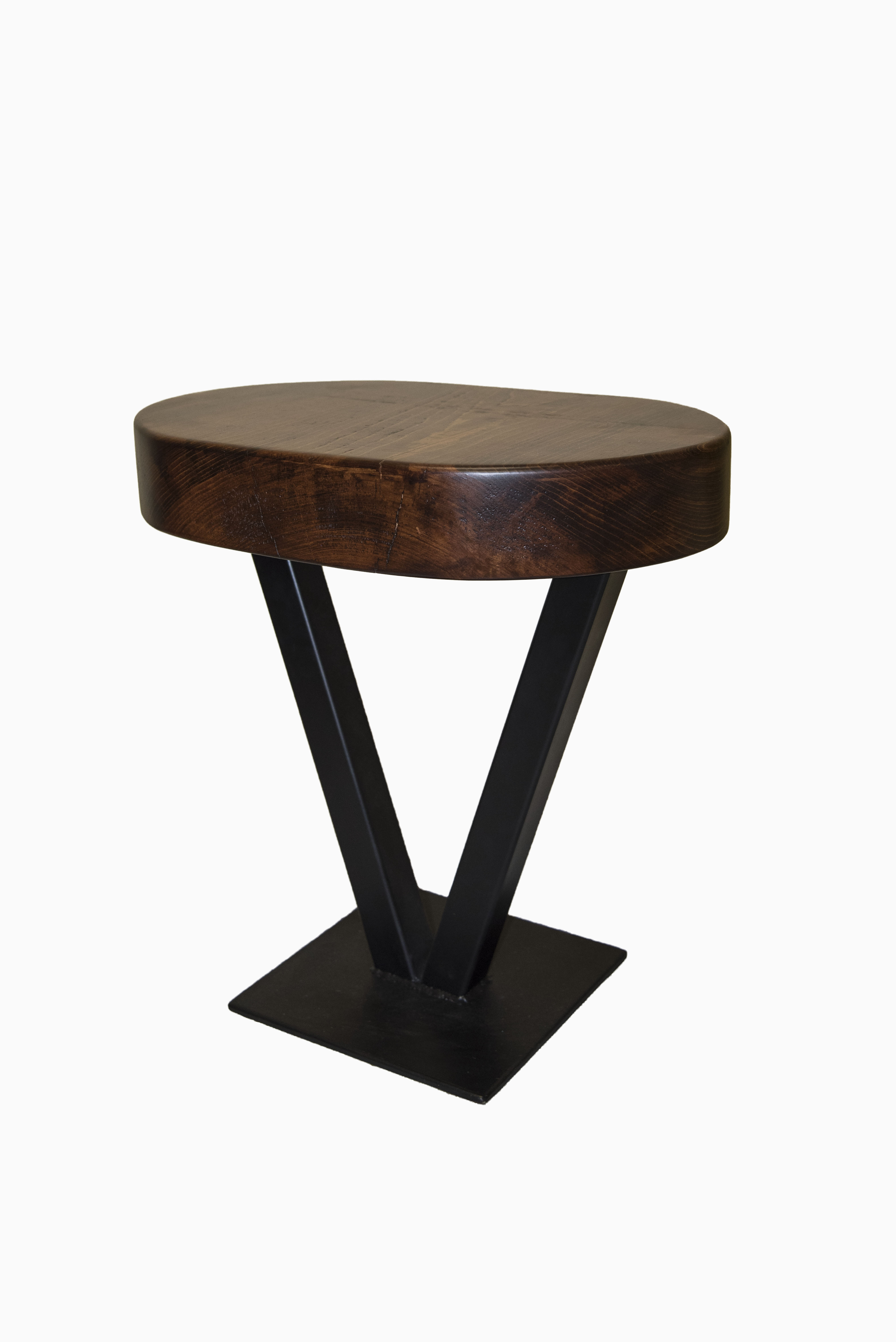 accent tables western furniture company adobeinteriors vee table rustic modern quality cherry wood dining room round distressed coffee oval lucite shabby chic floor lamp natural
