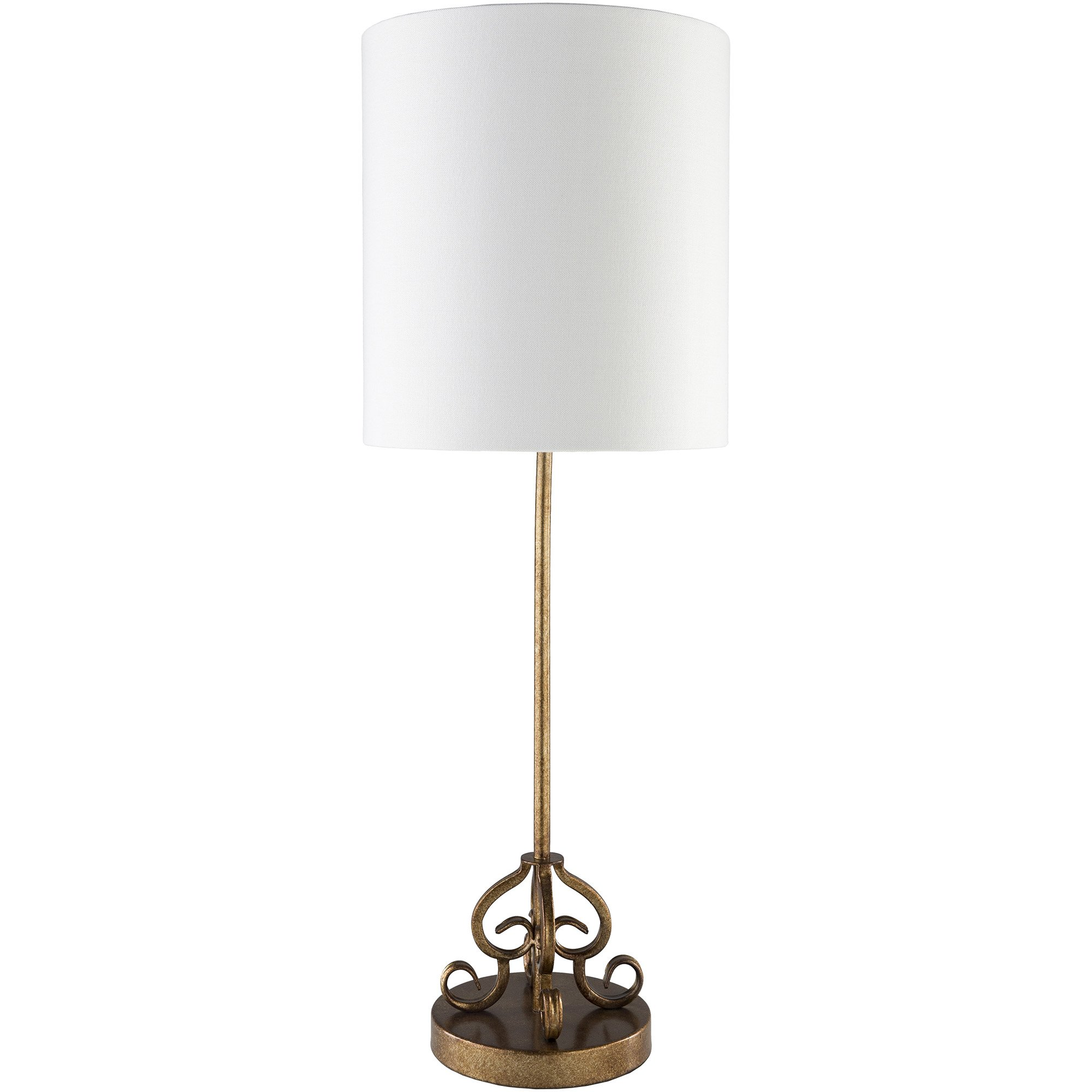 ackerman gold accent table lamp emark tbl modern lamps decorative nesting tables toronto thin cabinet pier west elm tripod floor fruit cocktail small square outdoor tablette prix
