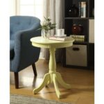 acme furniture alger light yellow side table the end tables outdoor teal wall clock turquoise entry barn door dining round folding ikea pier one clearance chairs elm long thin and 150x150