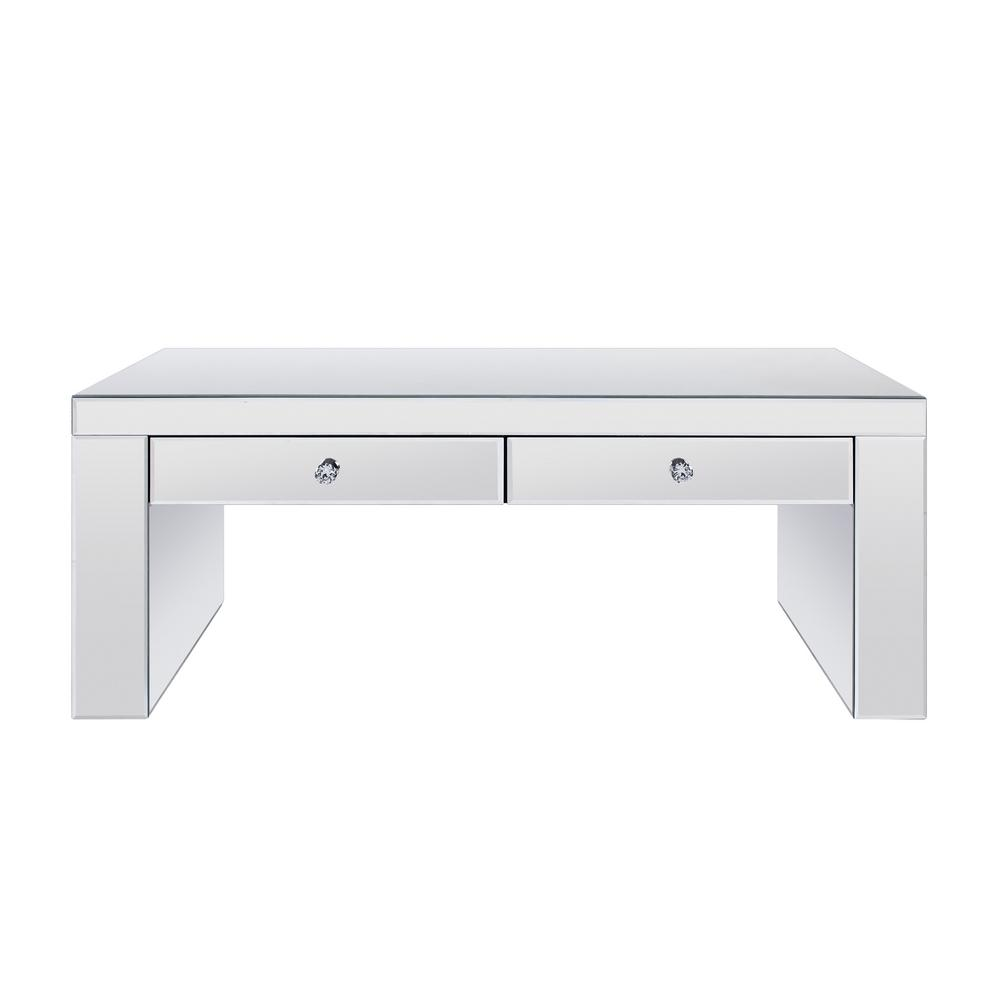 acme furniture noralie mirrored and faux diamonds coffee table tables diamond accent hollywood side sofa for small space living room nautical themed lighting modern couch round