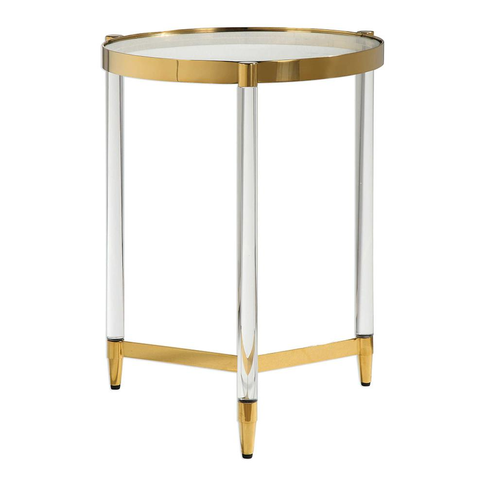 acrylic accent table ikaittsttt simple home designs glam stainless steel scenario related gold lamp wood and metal nesting tables plastic outdoor folding side chrome door