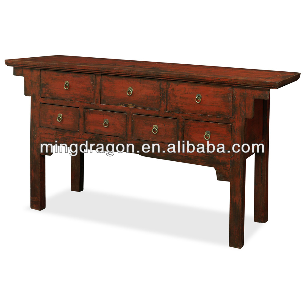 acrylic console table with drawer whole suppliers chinese antique red solid wood threshold copper accent small modern lamp gold end set black garden chairs side entry way storage