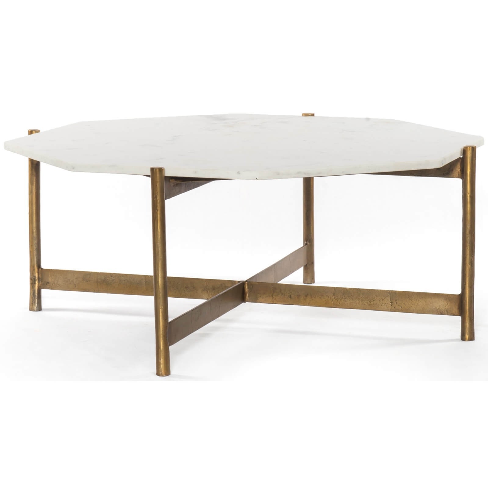 adair coffee table raw brass tables accent furniture gold end target glass black lamp ethan allen kitchen trestle base patio grill tiffany dragonfly bar ikea bedroom wardrobes
