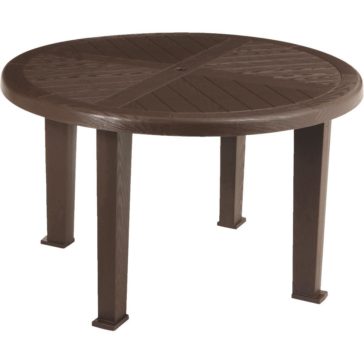 adams brentwood round table denny lumber super zoom middletown accent patio gray metal coffee ashley furniture white dresser fancy tablecloths side with glass top pub chairs small