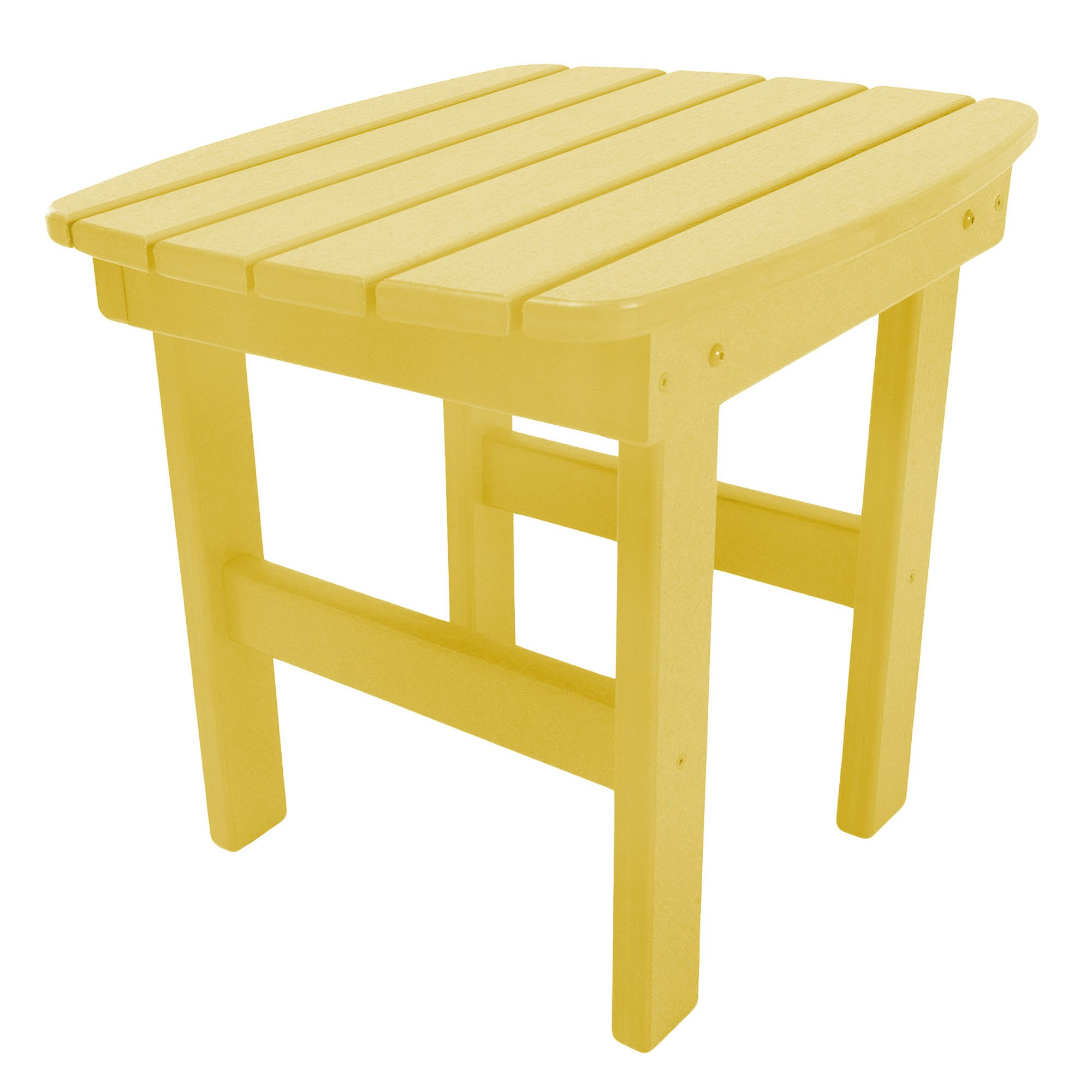 adirondack side table yellow finish free outdoor accent shipping today industrial look bedside tables wood one drawer threshold battery desk light lucite and gold coffee leather