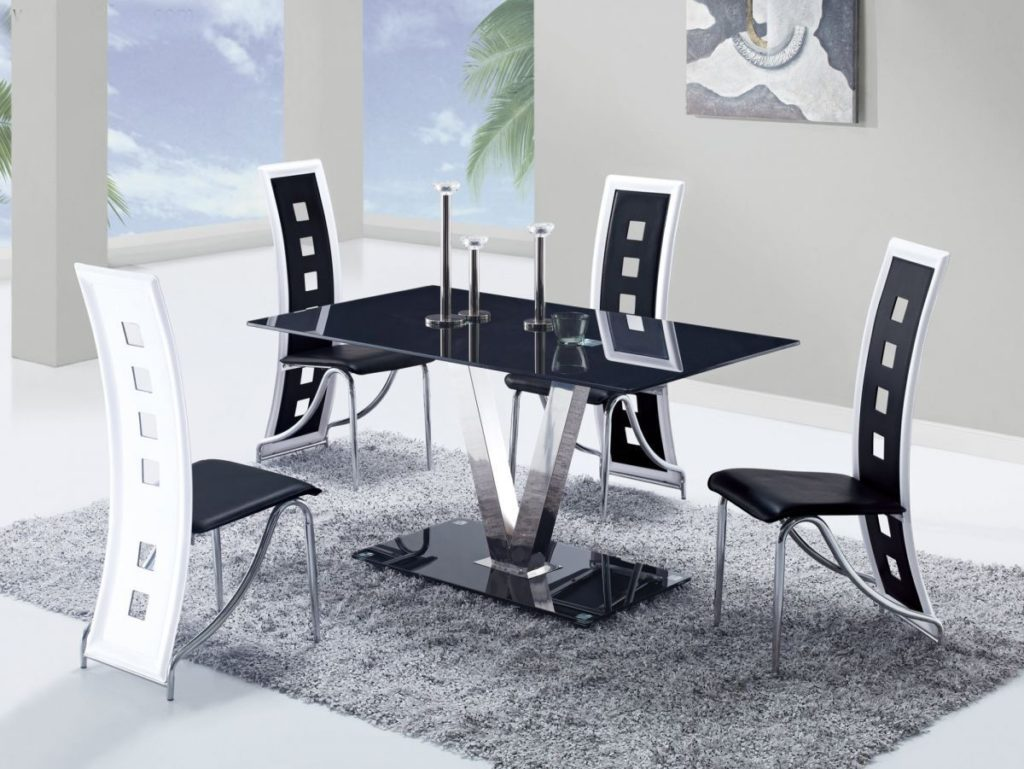 affordable black and white accent chairs furnishings dining room table with outdoor cooler cart bronze wall clock teak wood furniture cordless lamps for living umbrella base joy