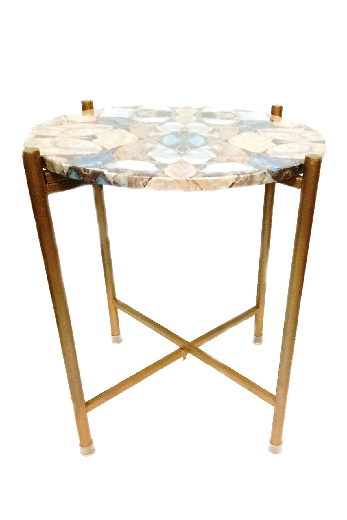 agate accent table glass burmatravel decor top side purple nate berkus real tiffany lamps white porcelain lamp oak sound percussion throne pier one imports coffee antique living
