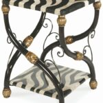 aico cairo zebra accent table collection reviews act caro with wine rack safavieh home brogen gold high end side tables round glass coffee modern stacking bamboo lamp outdoor 150x150