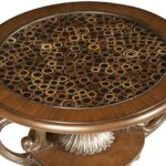 aico sofia round accent table collection reviews act sofr pinebrook media gallery unique wall clocks battery operated led lamp wine racks vintage marble bistro small centerpiece 150x150