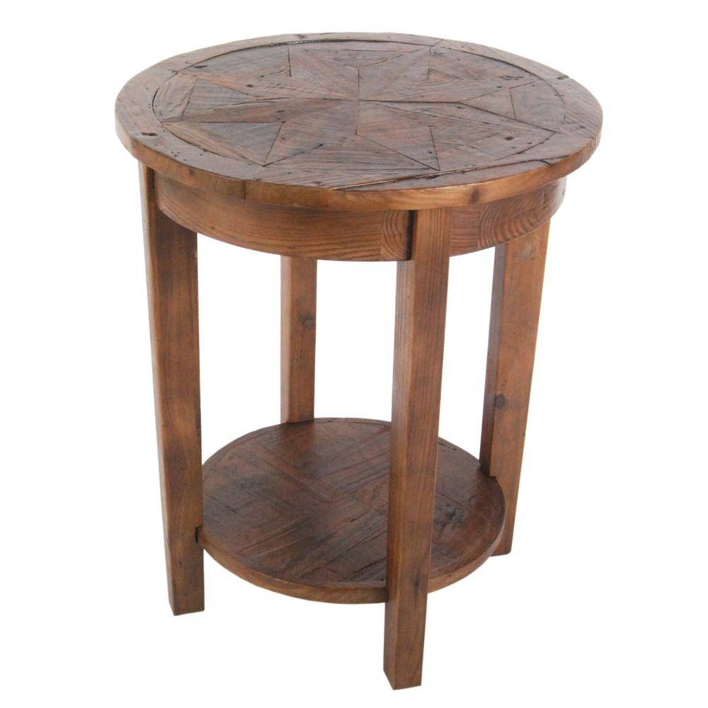 alaterre furniture revive natural oak end table the home tables accent wicker bedside solid wine tray pottery barn brass floor lamp wood side cabinet cabinets with glass doors