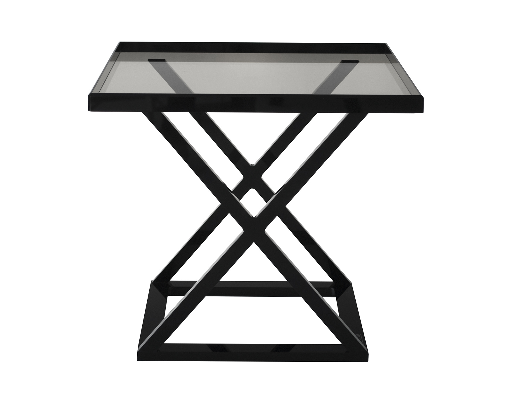 alexandra von furstenberg acrylic accent table original black bayside furnishings cabinet extra large round patio cover metal wine racks target kitchen cart bar height outdoor oak