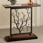 alluring small corner accent table decor ideas home furniture segomego designs tiny pottery barn kitchen tables and chairs large patio covers clearance dark wood bedside outdoor 150x150