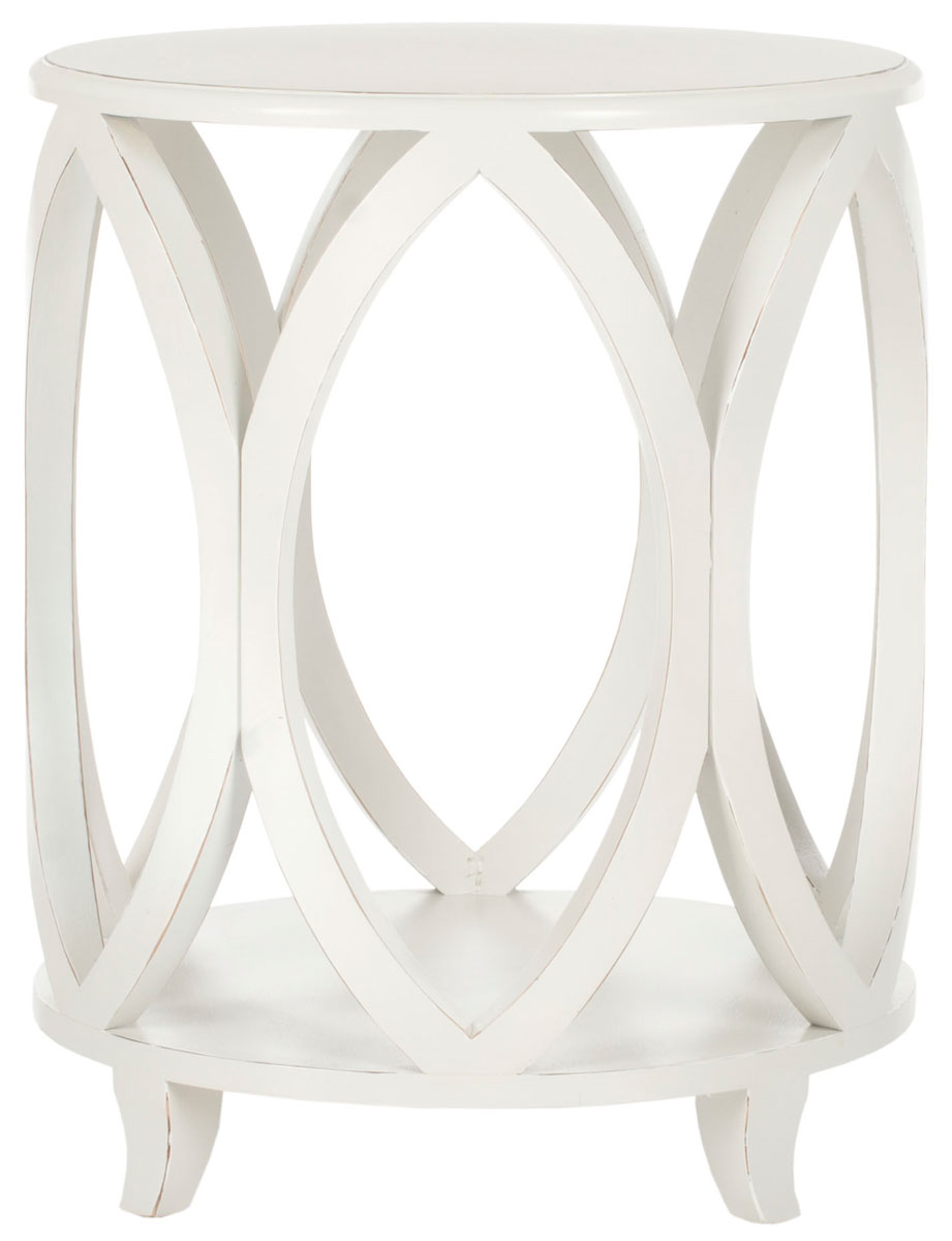 alluring unique round accent tables room distressed antique white furniture living tall small glynn metal top storage foyer cabinet target decorative and outdoor table for modern