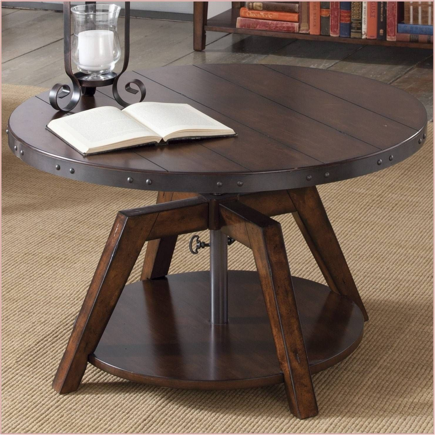 amazing convertible coffee table dining off round adjustable height low accent folding stool target black glass end the iron company entry benches furniture wood and top antique