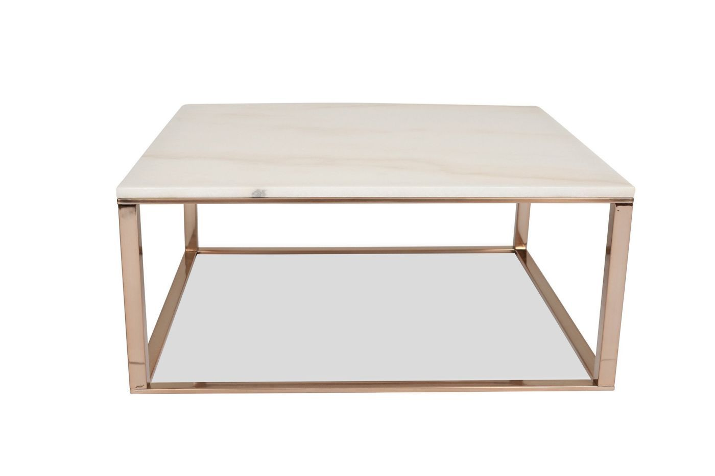 amazing edloe finch mila white marble brushed coffee tables gold square table accent lawn furniture small round end with drawer barn door entryway cabinet cement outdoor large