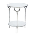 amazing marble top accent table with metal round joyce bowring small gold end patio coffee ideas farmhouse seats skinny behind couch starfish lamp french side tree stump all 150x150