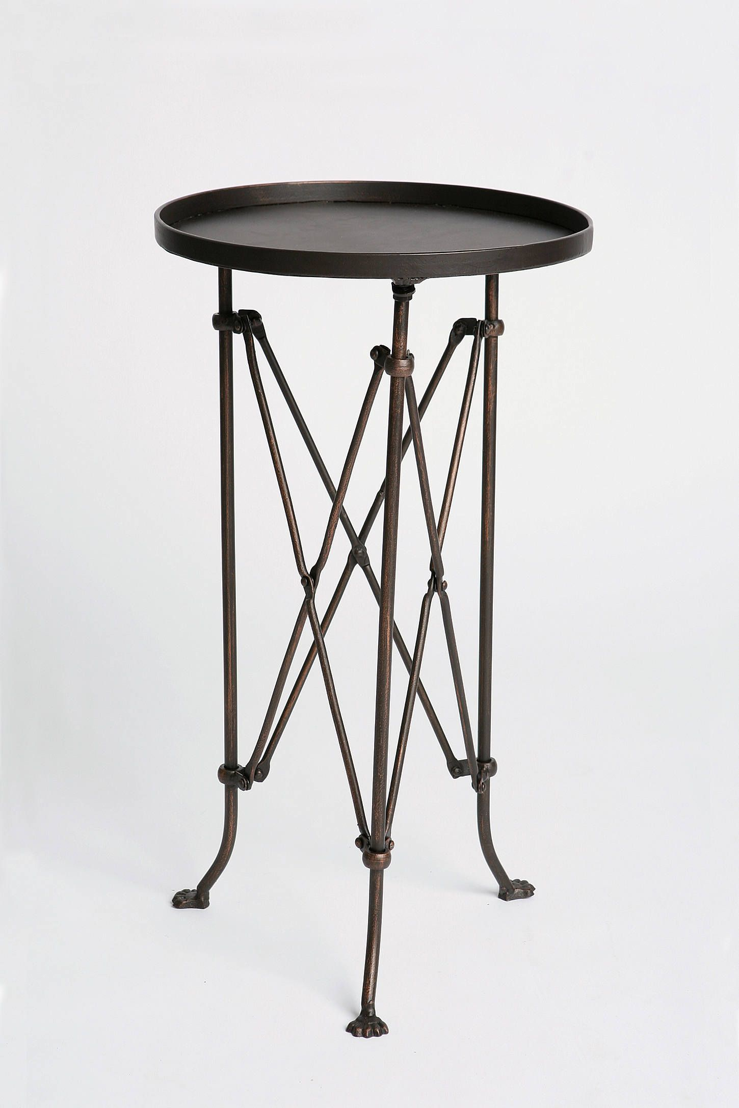 amazing metal accent table outdoor white target threshold top base patio glass round bronze side tables corranade wrought iron drum full size frog led battery lamp hourglass small