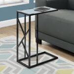 amazing monarch specialties accent table black metal mirror nickel top argos coffee pub style kitchen console cabinets safavieh treasures target dining room high and chairs 150x150