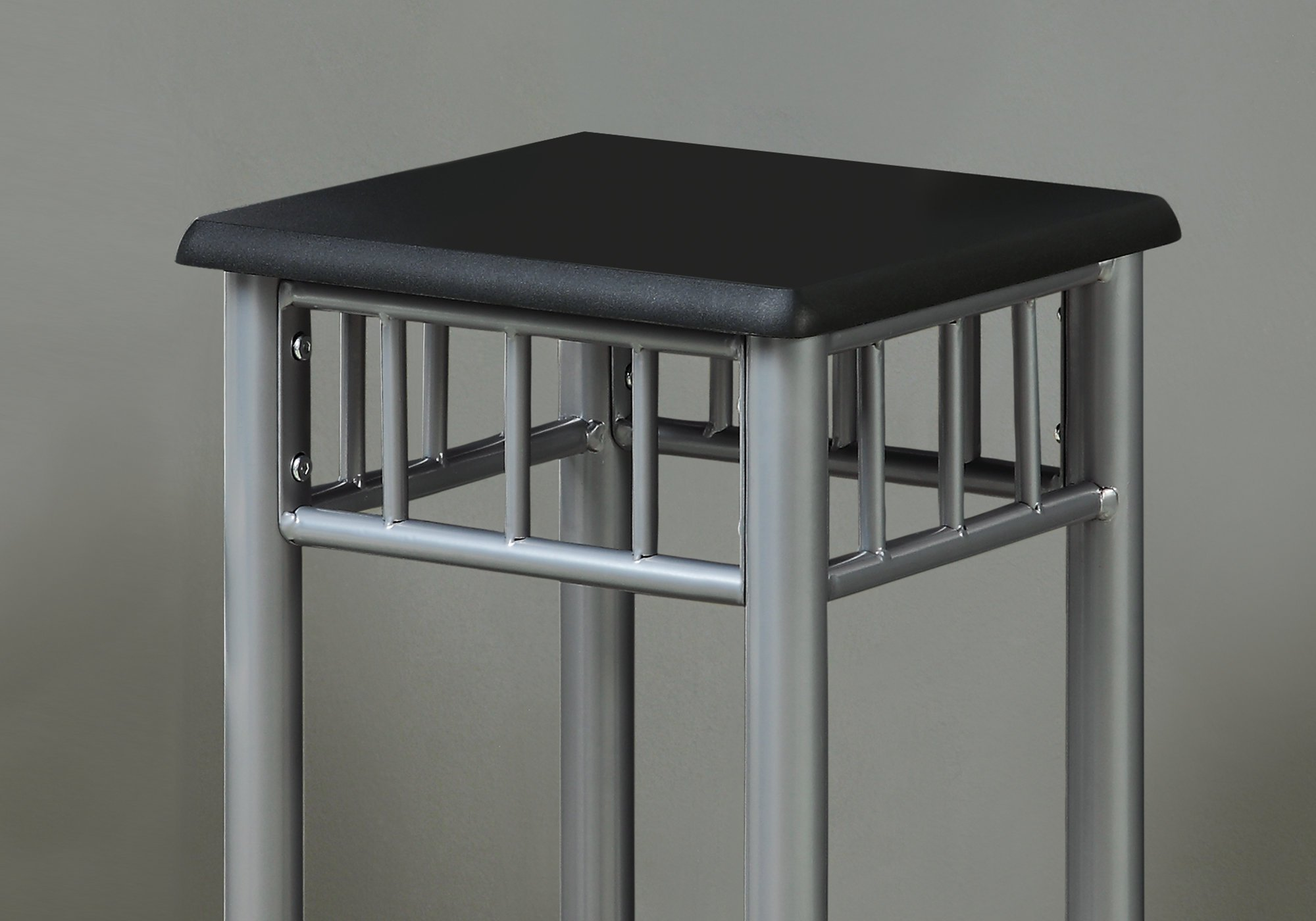 amazing monarch specialties accent table black silver metal end tables dining room centerpiece ideas red cabinet laminate threshold bar ikea sets glass top sofa small side coffee