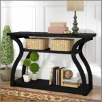 amazing monarch specialties hall console accent table lowe andover mills clementine reviews foyer height farmhouse dining and chairs square marble side oak end tables with storage 150x150