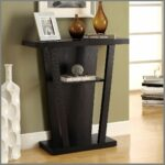 amazing monarch specialties hall console accent table lowe round foyer height for barnwood coffee plans grey mirrored bedside phone stand west elm free shipping wide end white 150x150