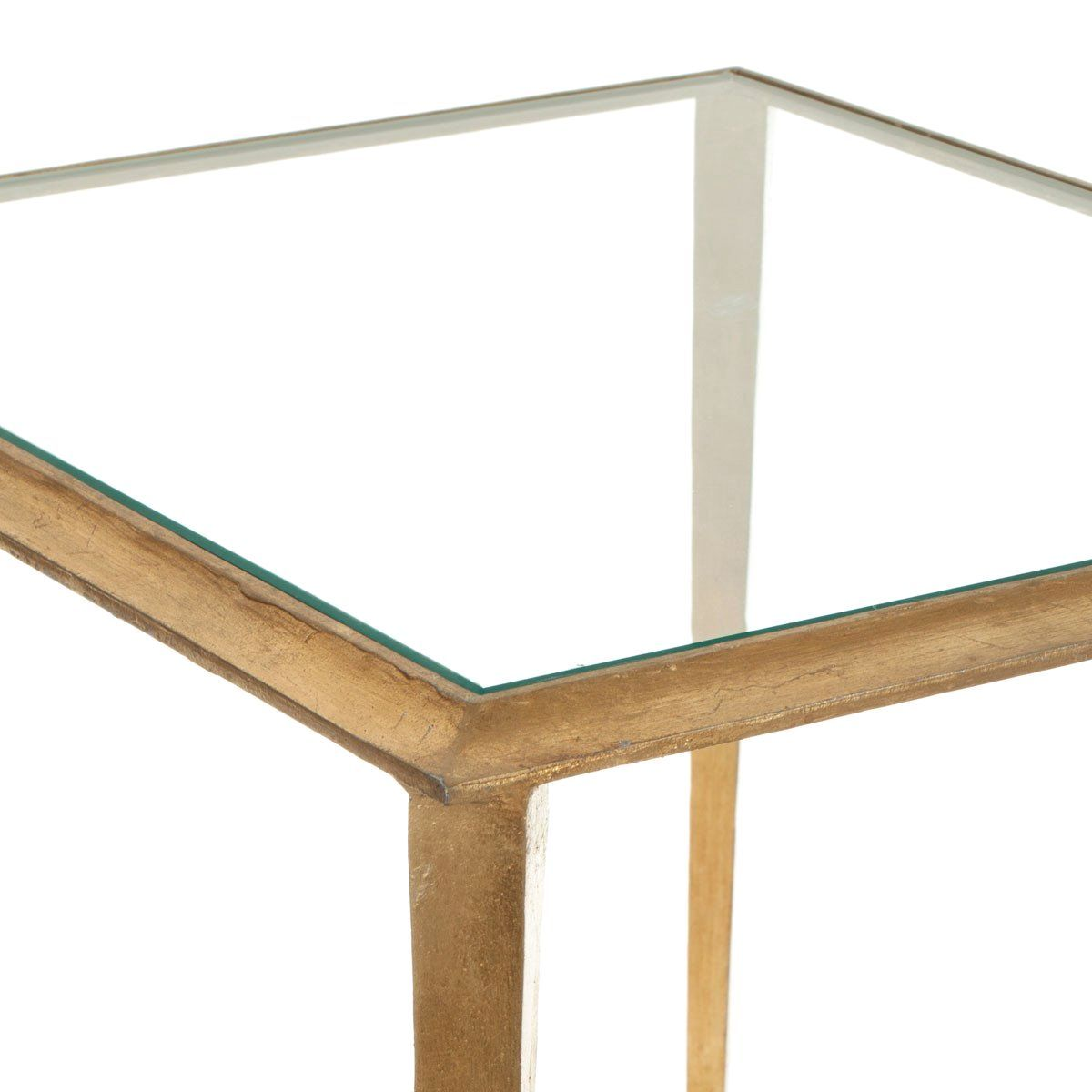 amazing safavieh tory accent table clear glass top side tables gold legs round metal large garden cover modern lamps for bedroom sears patio sets small white corner desk sunbrella