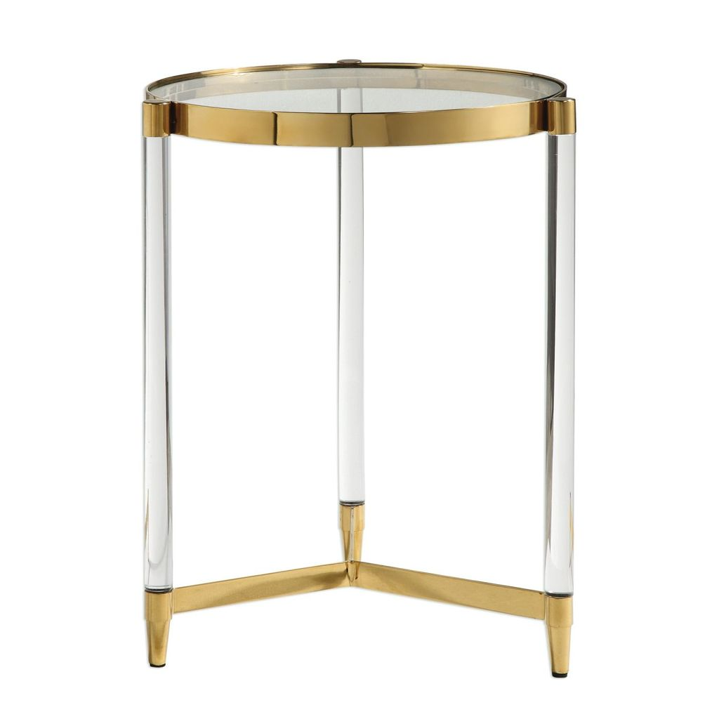 amazing uttermost utt kellen glass accent table side tables contemporary wicker occasional pottery barn surveyor floor lamp big round coffee sofa set large linen tablecloths