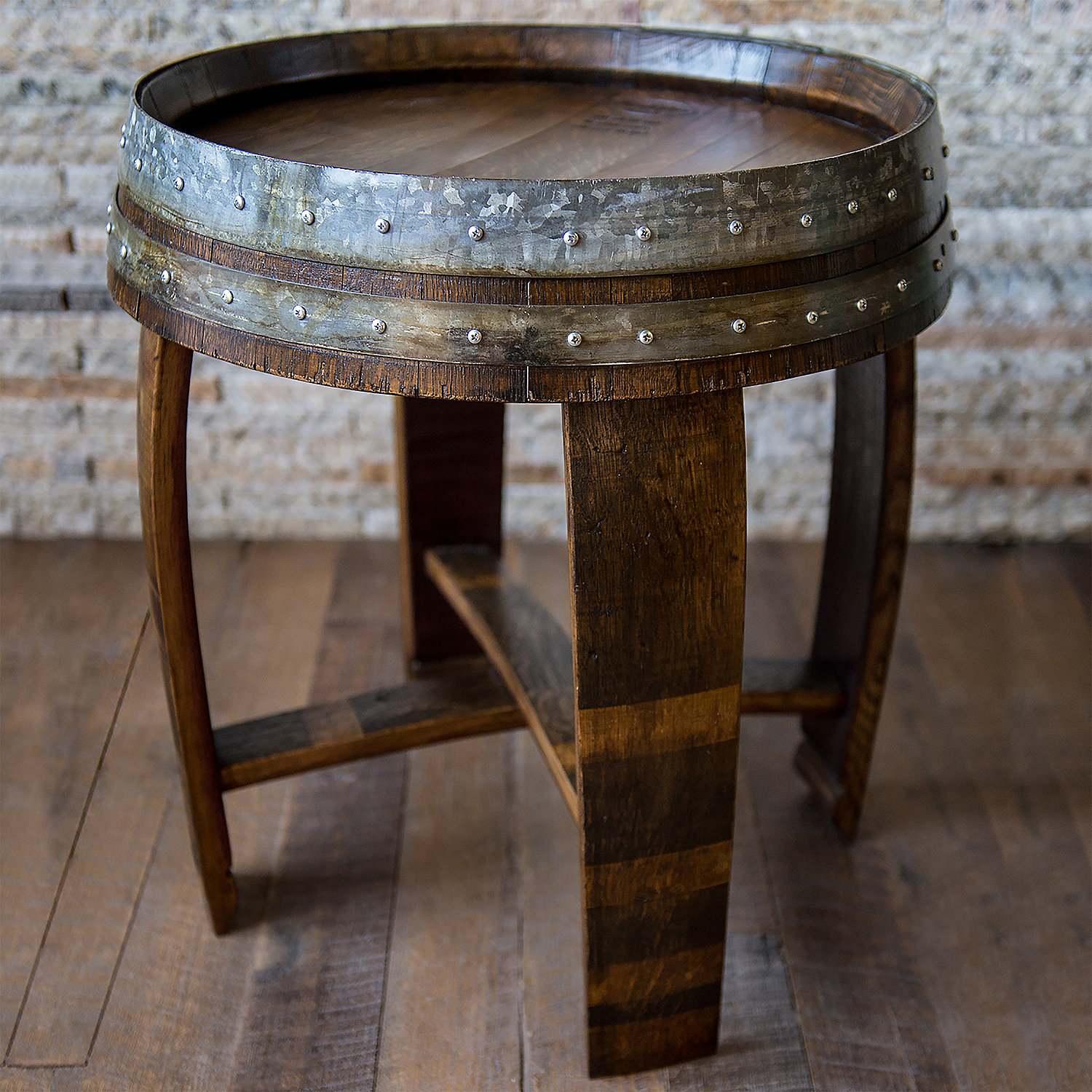amazing wine barrel side table furniture chair for diy with reclaimed end enthusiast preparing zoom shelf outdoor bedside modern accent ideas metal hairpin legs industrial drawer
