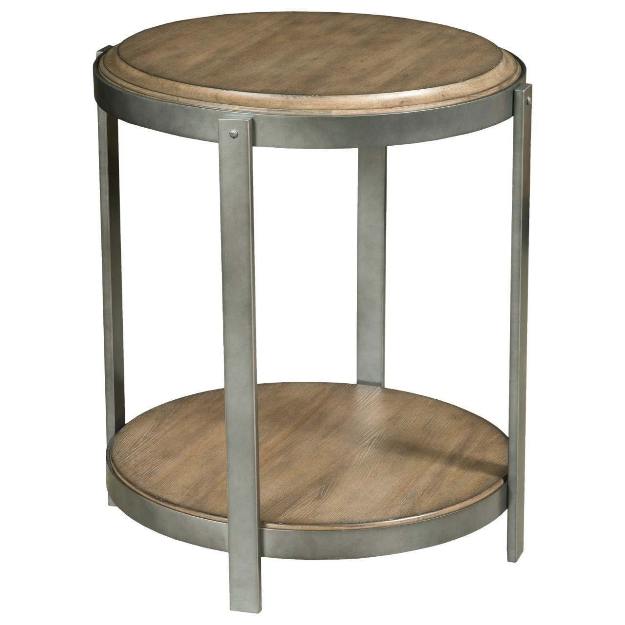 american drew evoke round accent table northeast factory products color metal and wood item number glass with gold legs decorative chairs bistro umbrella reclaimed modern white