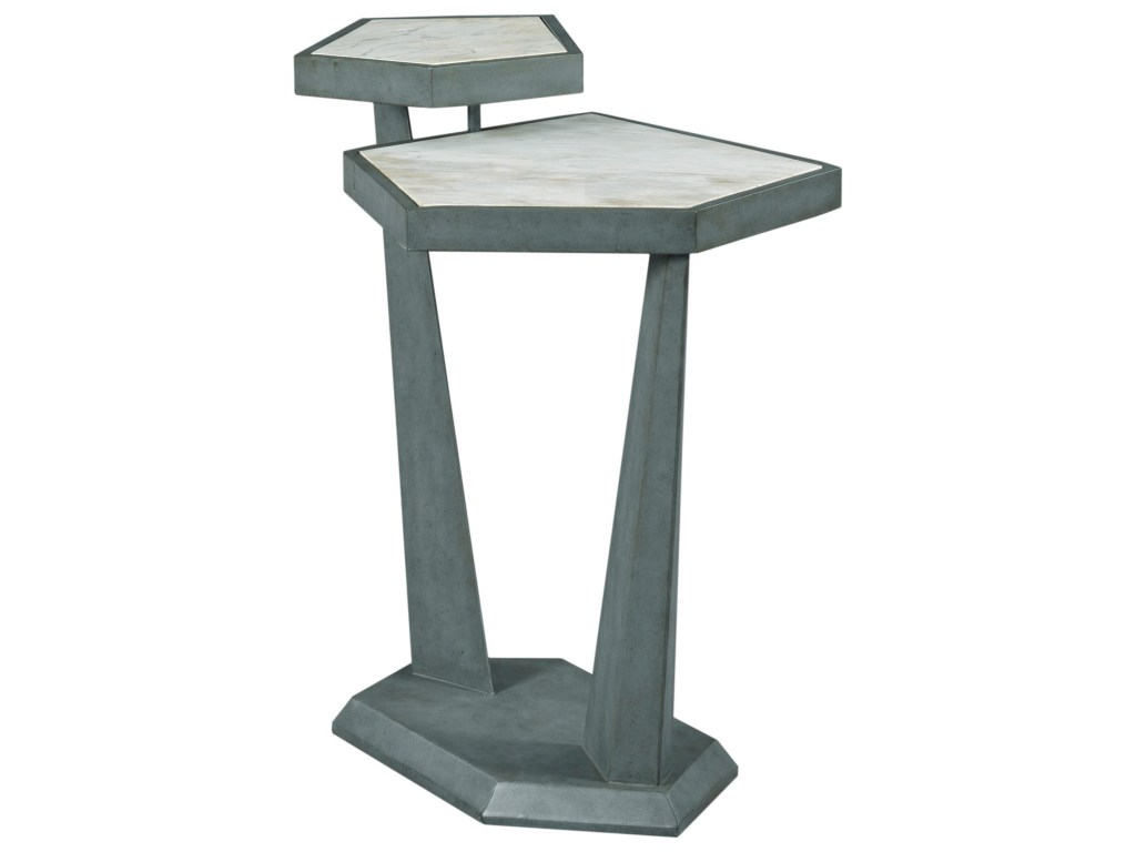 american drew modern synergy contemporary plane accent table with products color white synergyplane whole linens small outdoor teak side black folding bar height dining room sets
