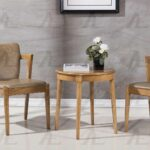 american eagle furniture brown end table and accent chairs chair set with reviews inch hairpin legs acrylic console shelf small patio ikea storage shelves contemporary style round 150x150