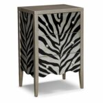 american signature furniture zebra accent pieces chest print end table open top coffee play glass lift kohl official website tripod side liquor cabinet ikea cocktail farmhouse 150x150