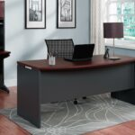 ameriwood furniture pursuit executive desk cherry corner accent table diy granite countertops rustic pedestal gresham nightstand ideas pottery barn side chairs unique dining 150x150