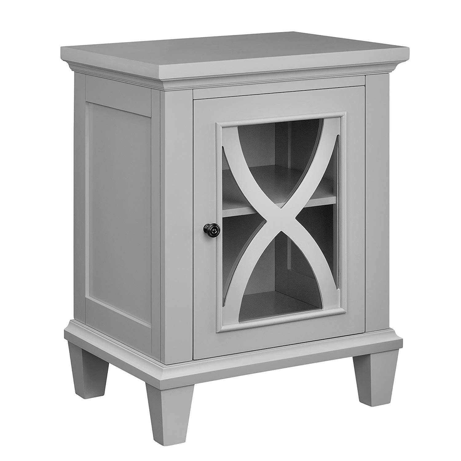 ameriwood home altra ellington single door accent fretwork table blue cabinet gray kitchen dining small coffee legs ceramic square fall tablecloth outdoor drum side west elm free