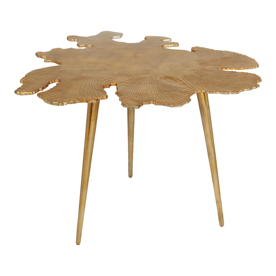 amoeba side table gold products moe whole accent dining tables mango wood foot sofa metal top coffee winsome pottery barn bedside decorative clocks small outdoor drink living room