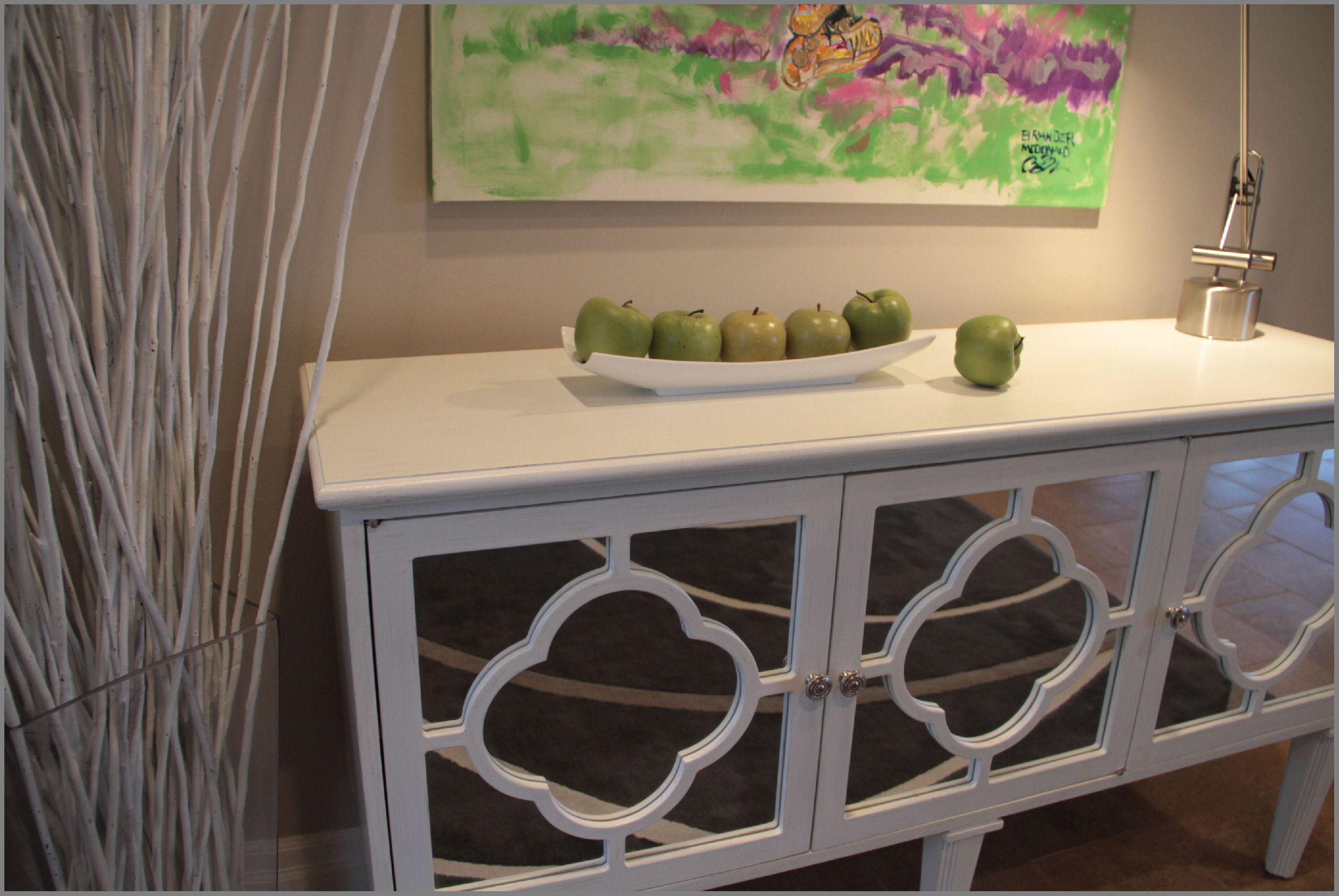 ana white chunky rustic hall console sofa table diy projects modern hallway with mirrored quatrefoil detail ikea accent clock design coffee storage garden sheds ashley furniture