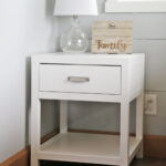 ana white simple modern bedside table diy projects nightstand plans accent with power strip glass and brass cocktail tables pottery barn trestle yard chairs bedroom chair teal 150x150