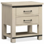 and nightstand set probably fantastic nice city storage founders mill piece king bedroom white american signature click change cool headboards pedestal accent table gold kitchen 150x150