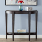 andover mills blakeway half moon console table reviews small accent fireplace chairs dog kennel end mirrored wicker garden deck furniture gallerie couch patio shade structures 150x150