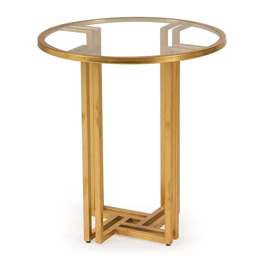 andrew martin evelyn side table carly furniture accent the will channel timeless and endlessly sophisticated look into your chosen room large metal clock mirrored coffee with